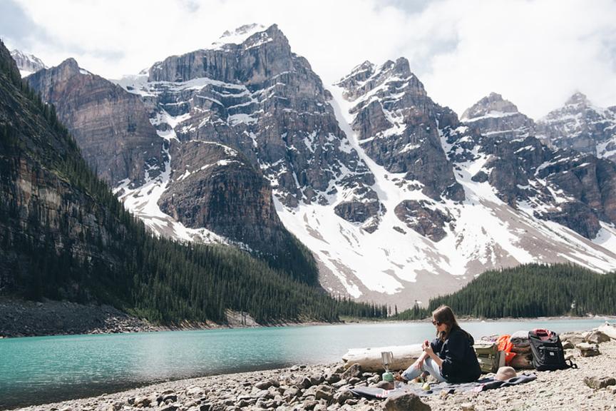 Kanada, Mildos iškyla kalnuose