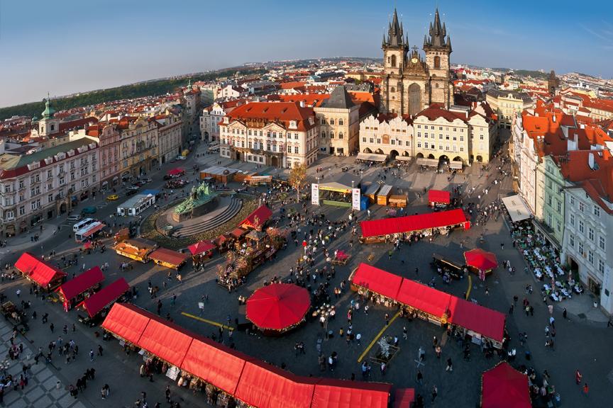 Praha Velykos