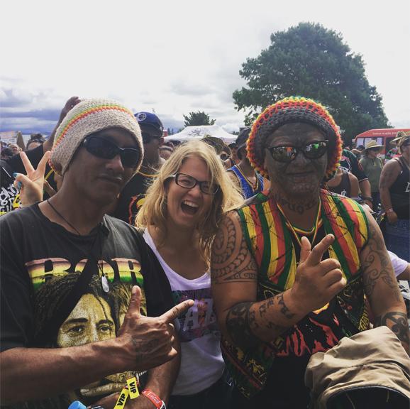 1 Regio Festivalis. Naujoji Zelandija
