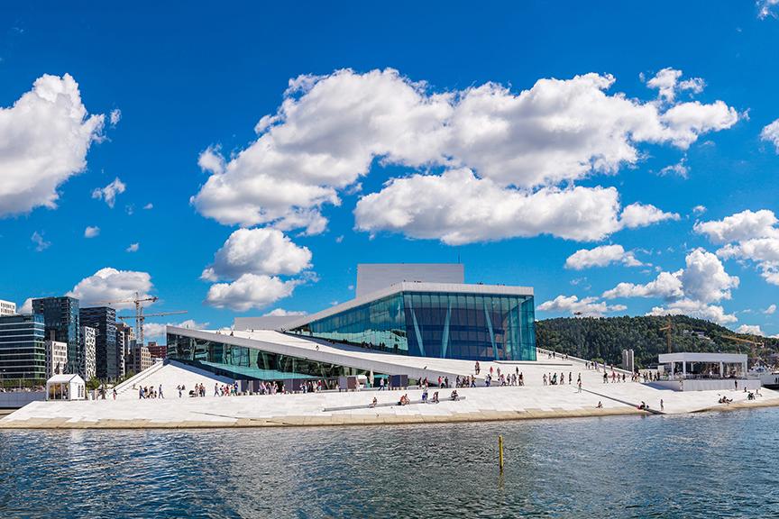 Oslo operos ir baleto teatras