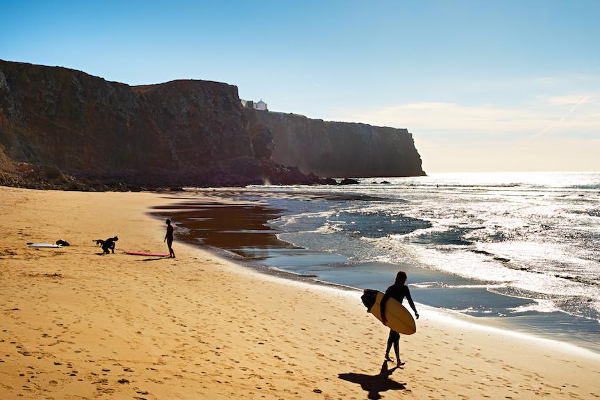 Portugal Surfers Spot