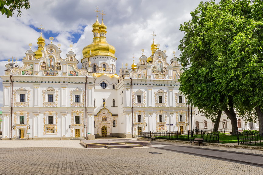 Kijevo-Pečioros Lavros vienuolynas