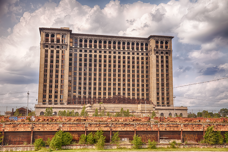 small bigstock-Michigan-Central-Station-93929495