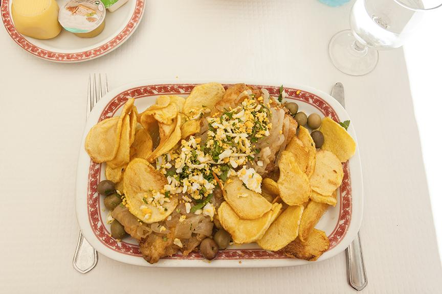 Ką suvalgyti Portugalijoje-Baclhau