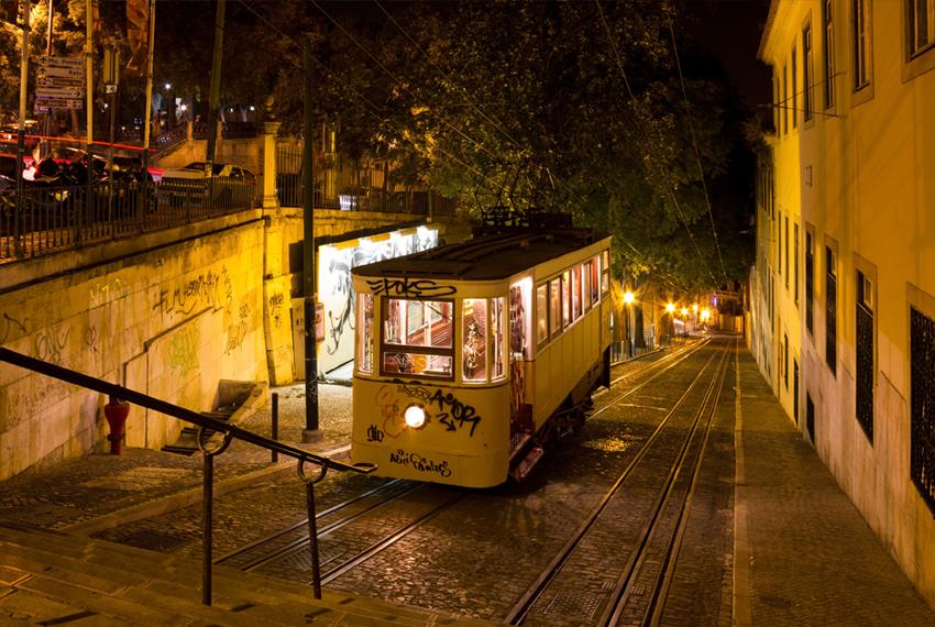 Lisabona Porto