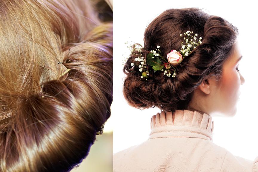 Patogios šukuosenos kelionei-Graikiška šukuosena