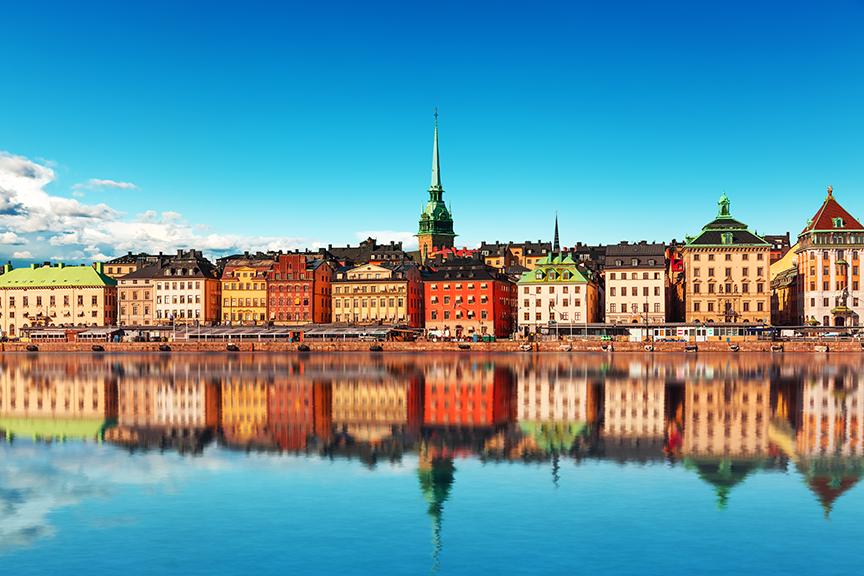 Stokholmas- senamiestis