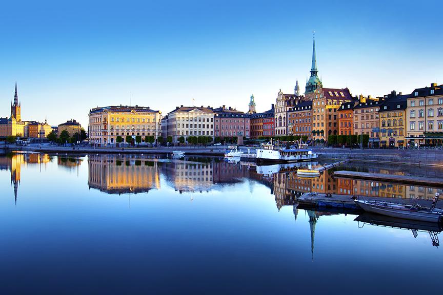 Stokholmas - upė