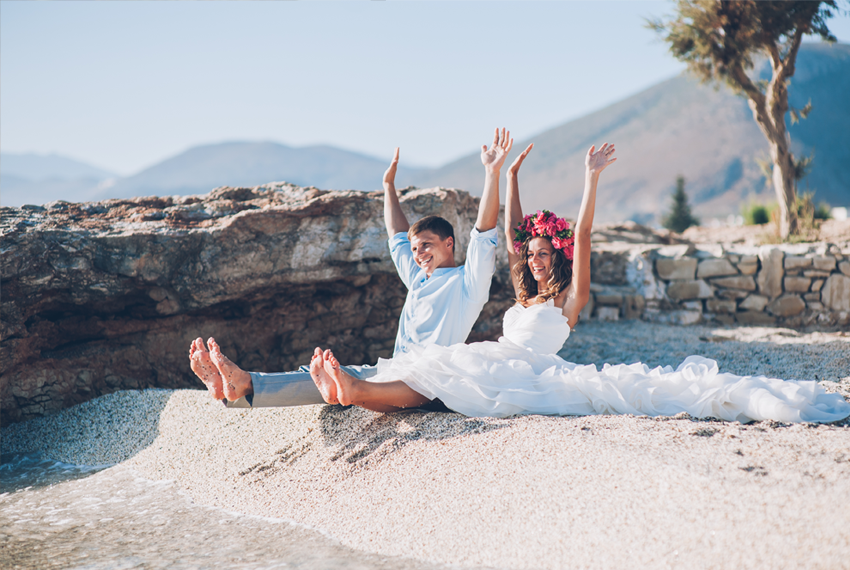Kipras vestuvės