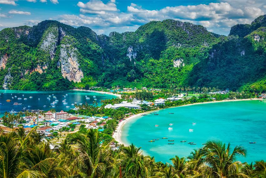 Ko Phi Phi pigu Tailandas Skrendu.lt kelione