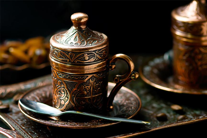 Turkiška kava Skrendu.lt pigu