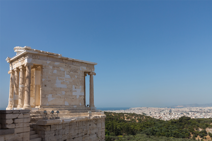 Atėnės Nikės šventykla