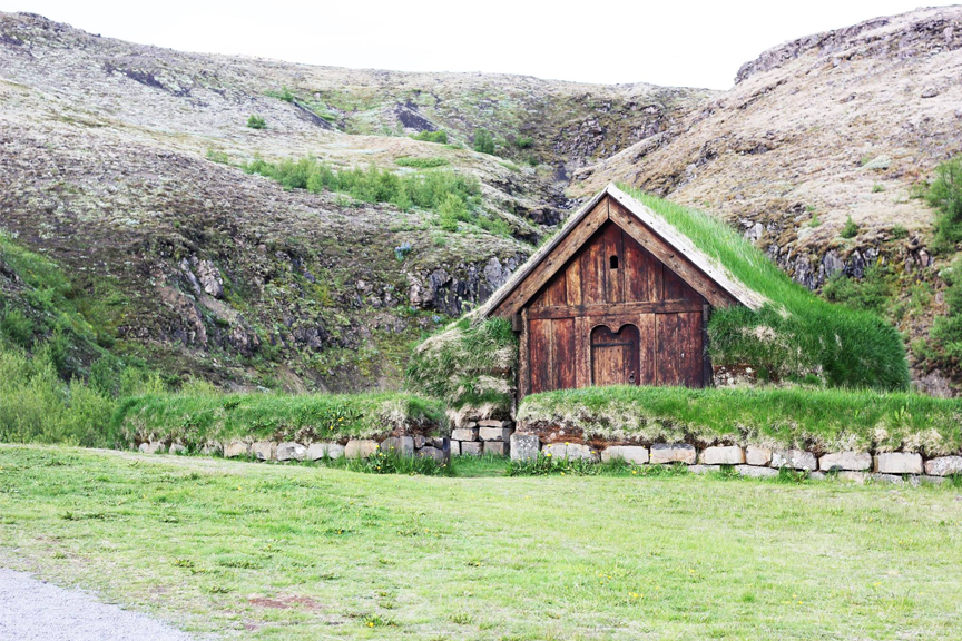 Islandija. Namukas