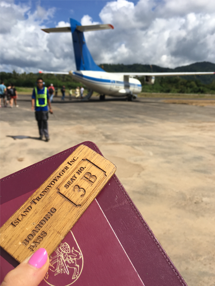 17 boarding pass