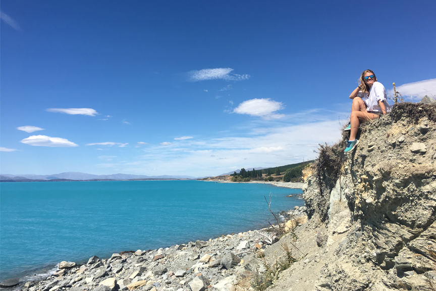 19 Lake Tekapo. New Zeland