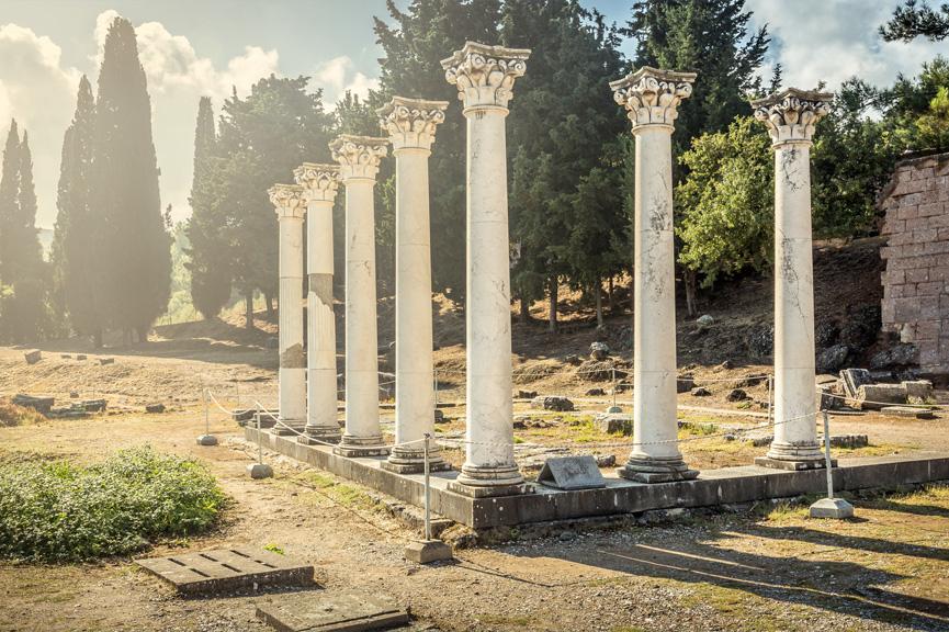Asklepiono_sventykla_Kreta_Graikija