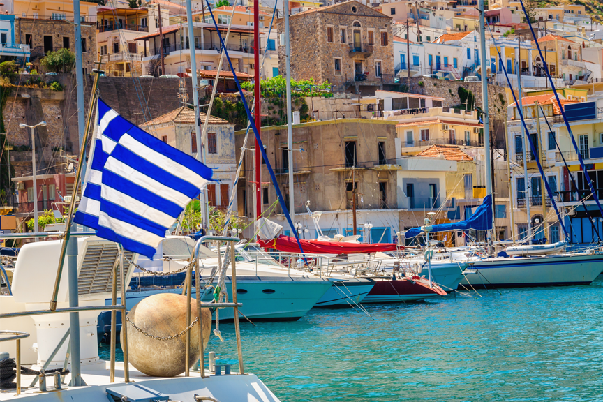 Koso sala, Graikija