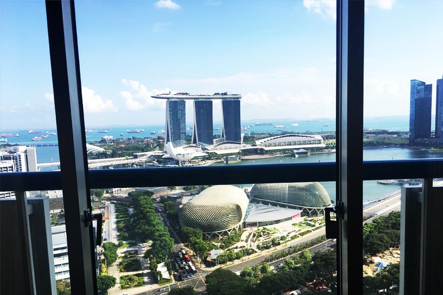 Singapuras pigus skrydziai