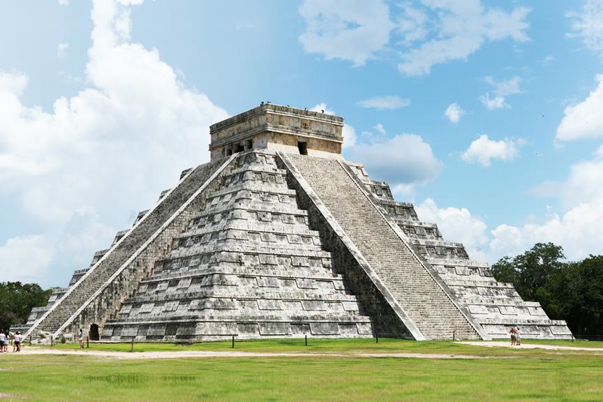 Čičen ica Meksika