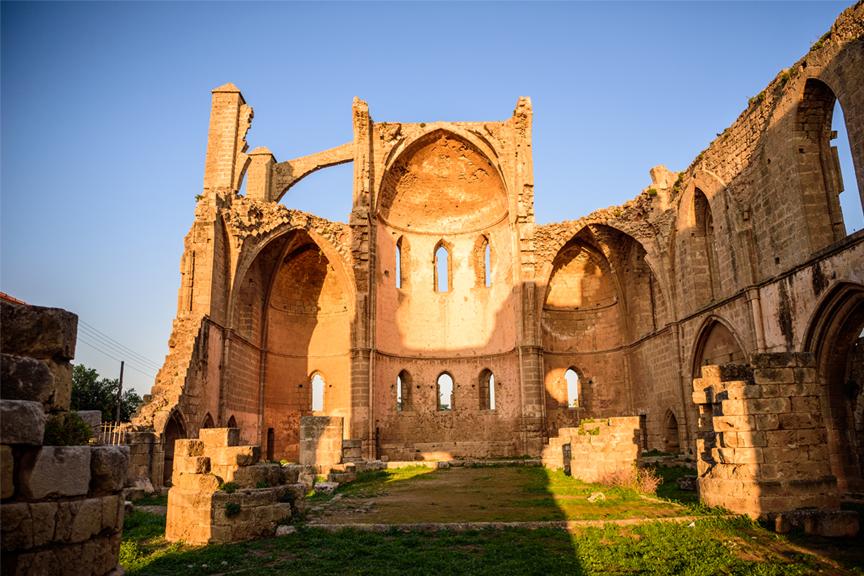 Famagusta. Pigūs skrydžiai į Kiprą