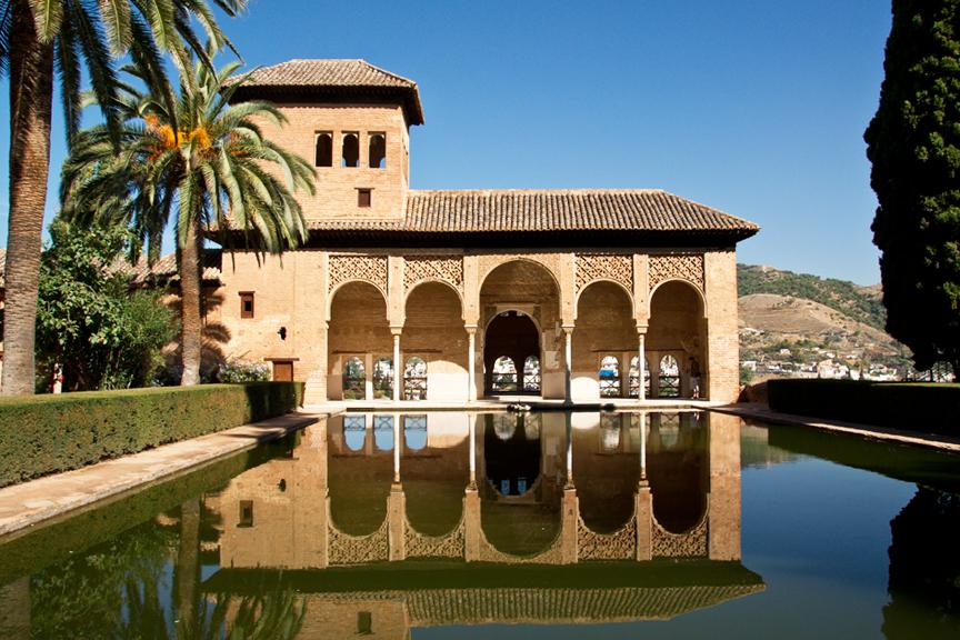 Granada. Pigūs skrydžiai į Ispaniją