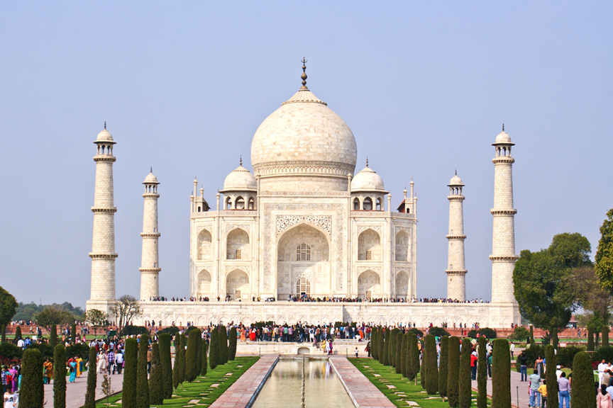 TAJ MAHAL Pigūs skrydžiai į Indiją