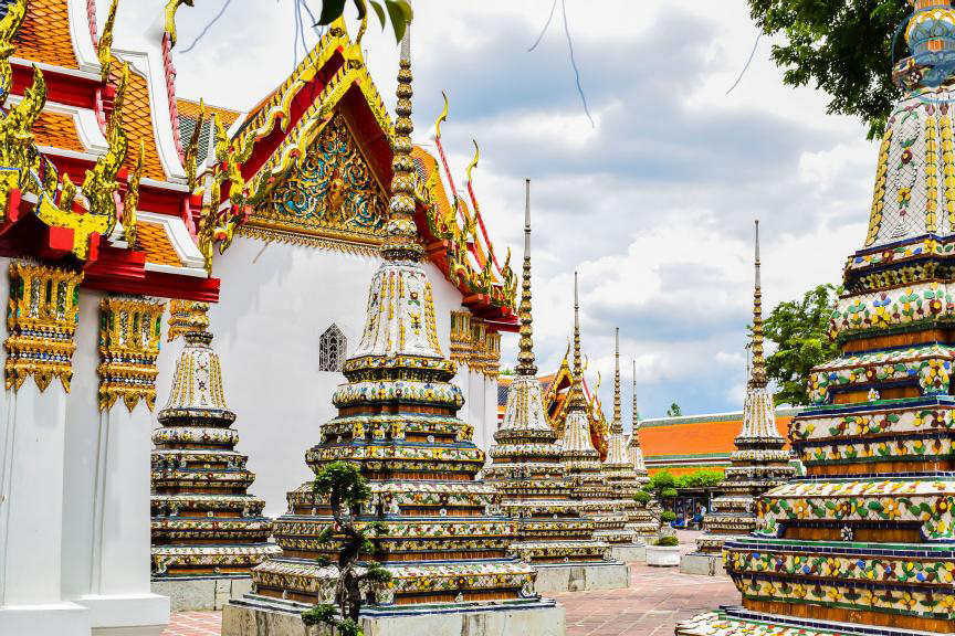 Wat Pho Tailandas