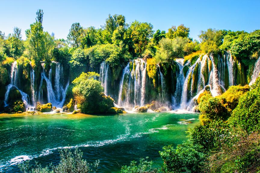 Pigūs skrydžiai į Bosniją ir Hercogoviną