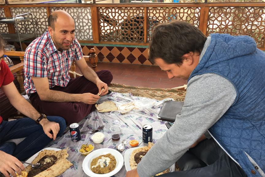 Pigūs skrydžiai į Iraną. Monika Kazlauskaitė