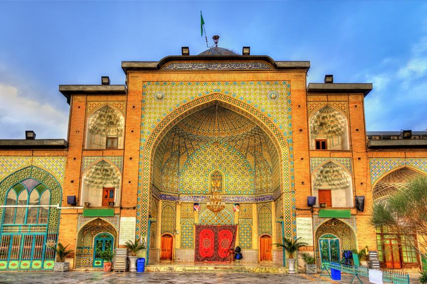 Tehran. Pigūs skrydžiai į Iraną