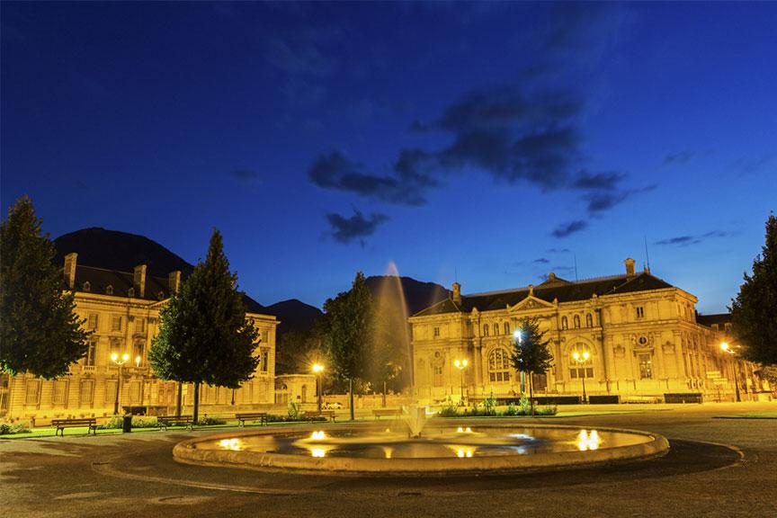 Grenoble-