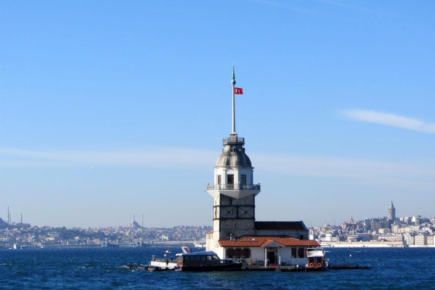 Pigūs skrydžiai į Stambulą. Skrendu.lt
