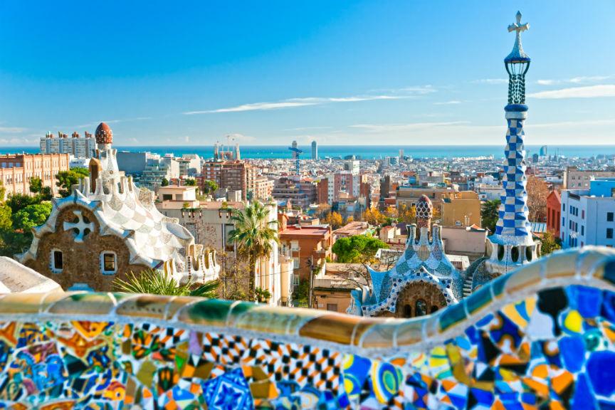 Ispanija Barselona shutterstock_101032684