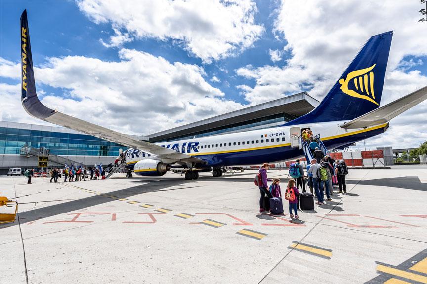 Ryanair laipinimas