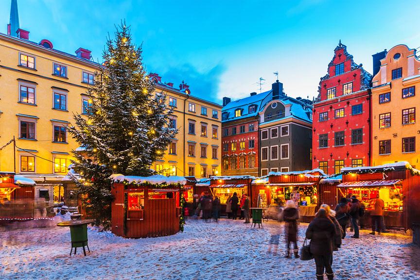 Stokholmo Kalėdinė mugė