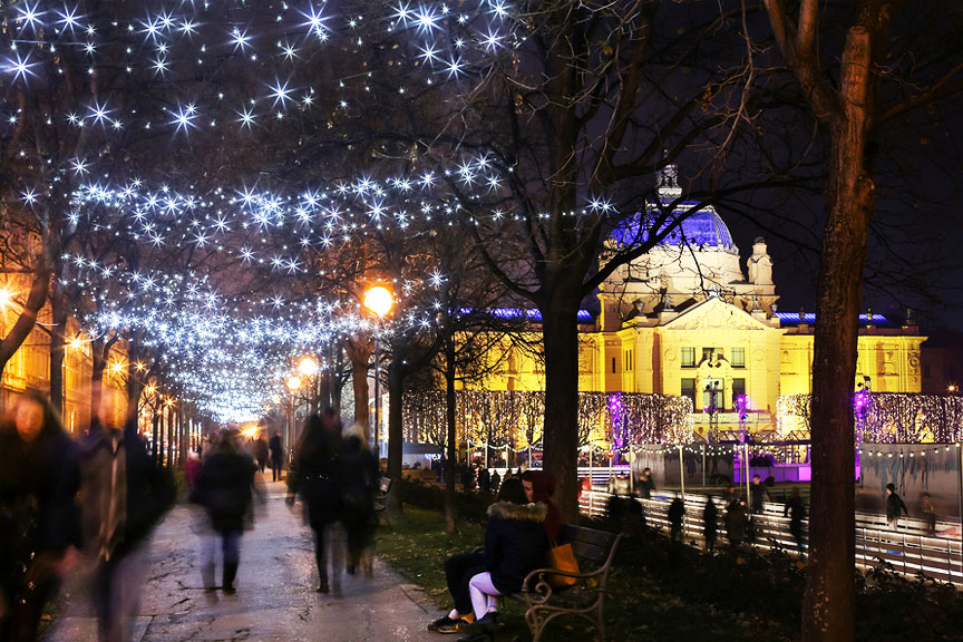 Zagrebo Kalėdų mugė