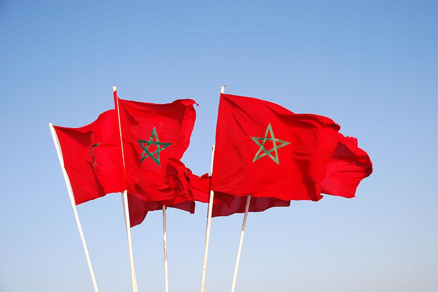 Maroko vėliava