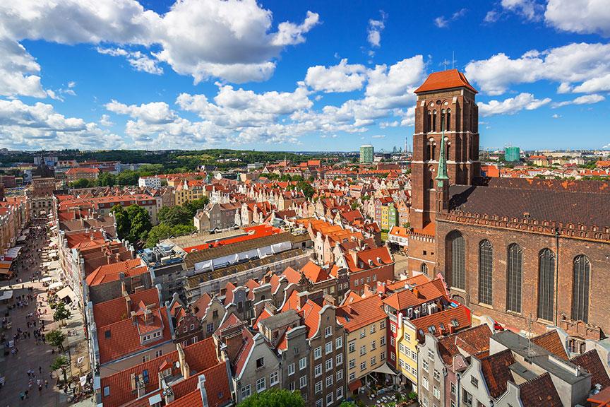 šv. Mergelės Marijos bažnyčia Gdanske