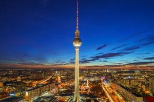 Televiijos bokštas Berlyne