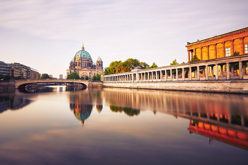 Muziejų sala Berlynas