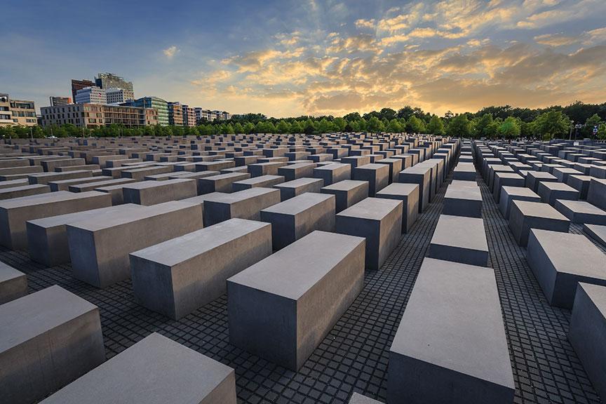 Holokausto memorialas Berlynas