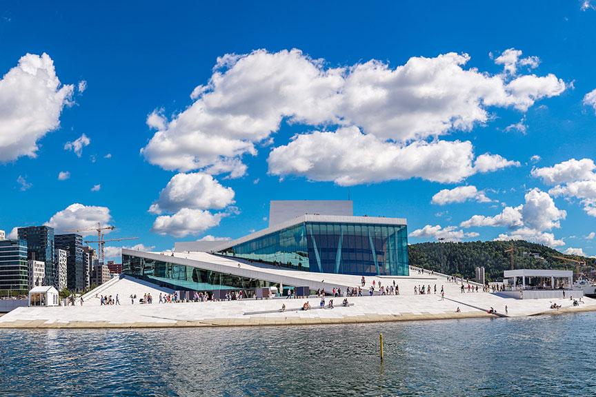 Norvegijos operos ir baleto rūmai