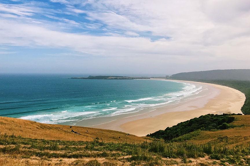 Piečiausia Naujosios Zelandijos vieta