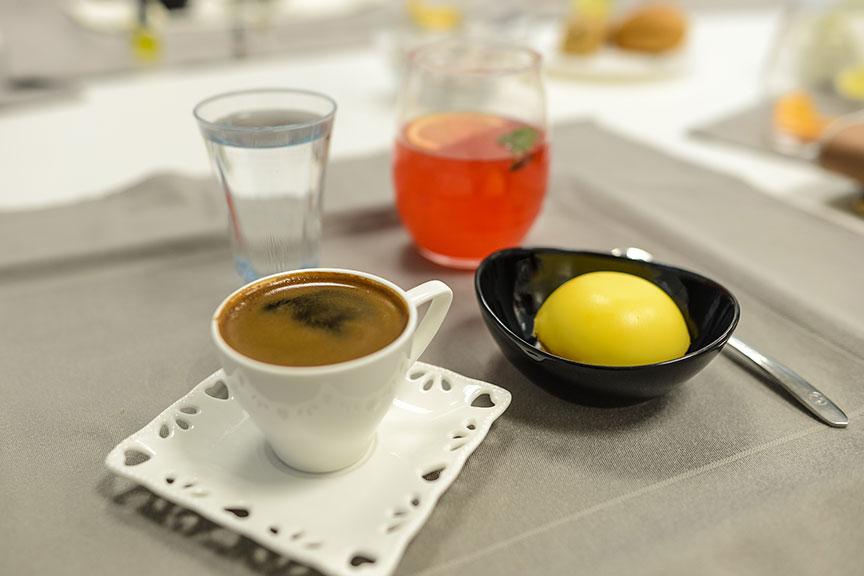 Turkish Airlines patiekia tikrą turkišką kavą