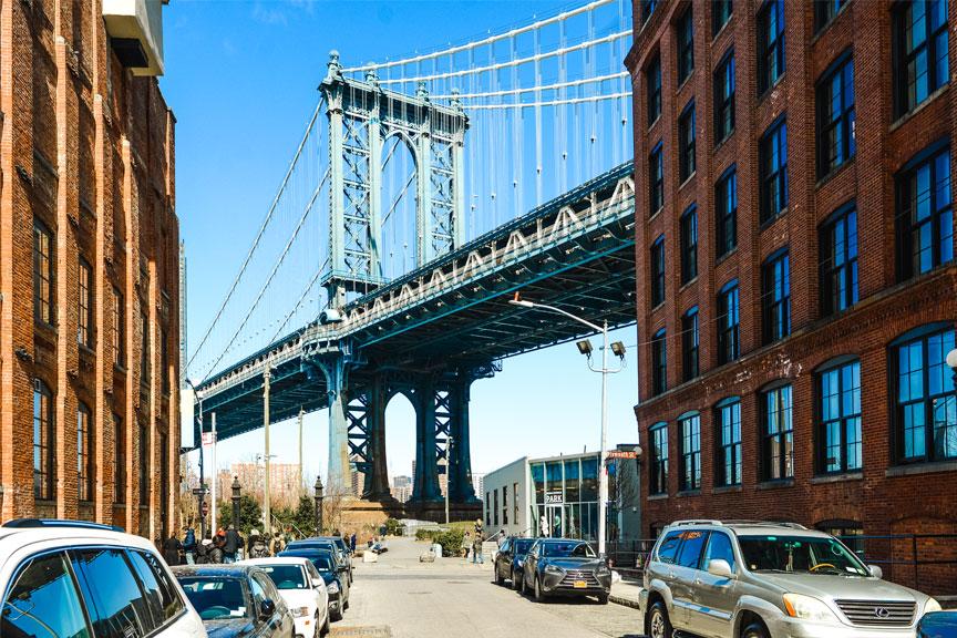 Bruklino tiltas Niujorkas