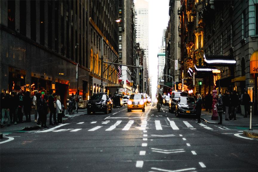 Niujorko gatvės