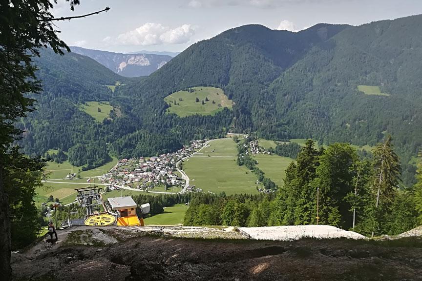 Kalnai Slovėnijoje