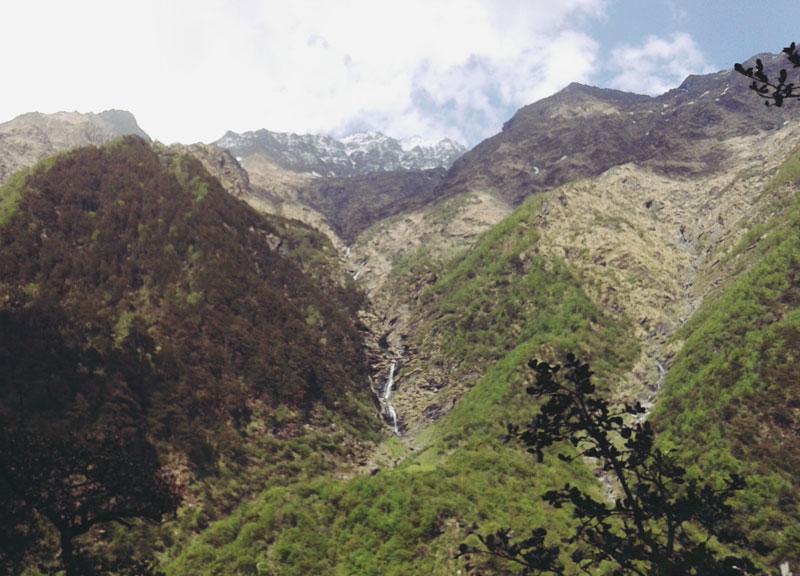 Kalnai Indijoje