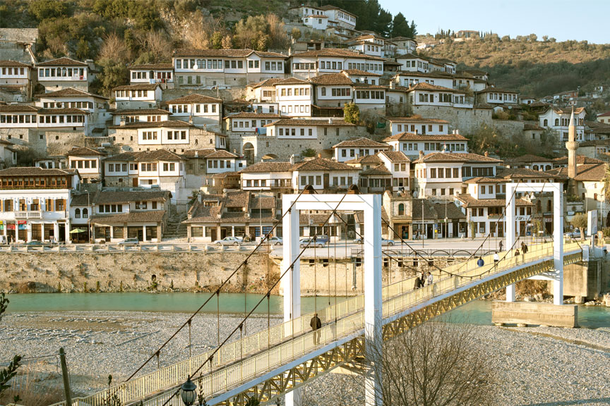Berat, Albanija