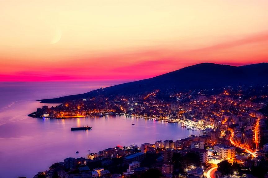 Sarandė, Albanija